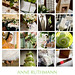 Green Brown Real Wedding Inspiration Board by Anne Ruthmann