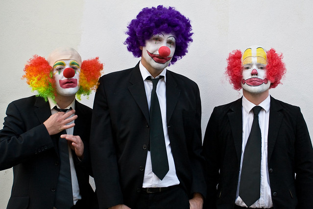resevoir clowns