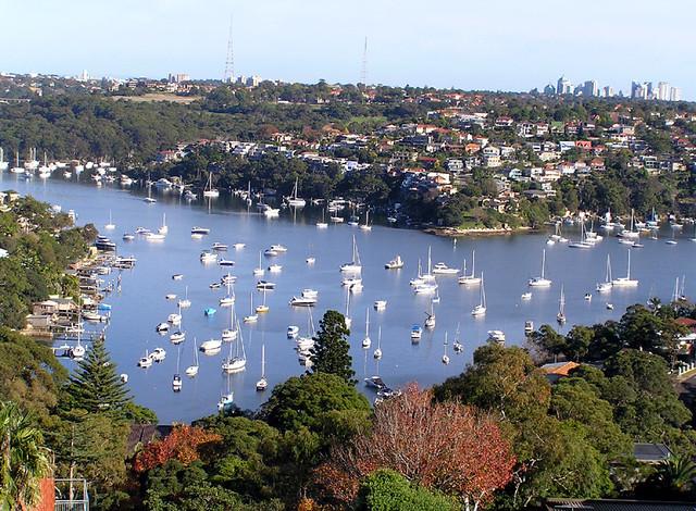 Sydney, Middle Harbour, Long Bay