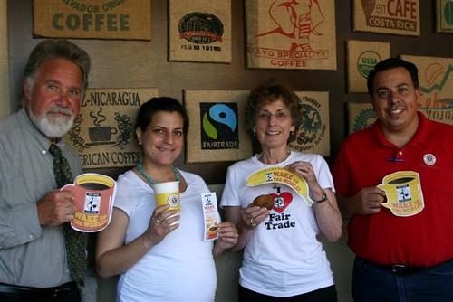 The Fair Trade San Diego Board