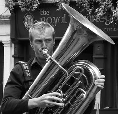 band on the Mile, summer evening 05
