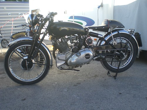 Vincent Comet 500cc