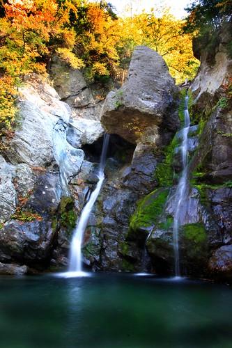 color nature waterfall washington massachusetts newengland falls foliage mount bashbishfalls berkshirehills