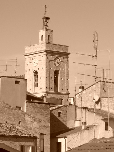 Paglieta campanile