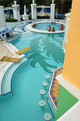 Pool at Sandals Grande