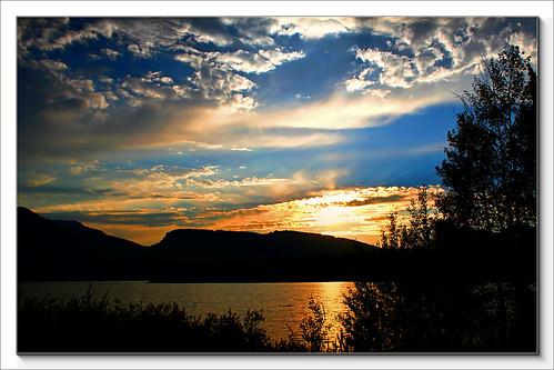 sunset sky colors wyoming canoneosdigitalrebelxt grandtetonnationalpark canon1855mm