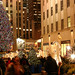 Rockefeller Center Promenade and the Christmas Tree