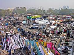 Dhobi (Washing) Ghats