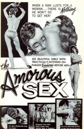 THE AMOROUS SEX