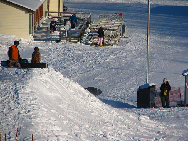 Edmonton Ski Club by wburris, on Flickr