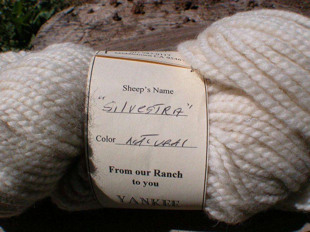 New yarn 2