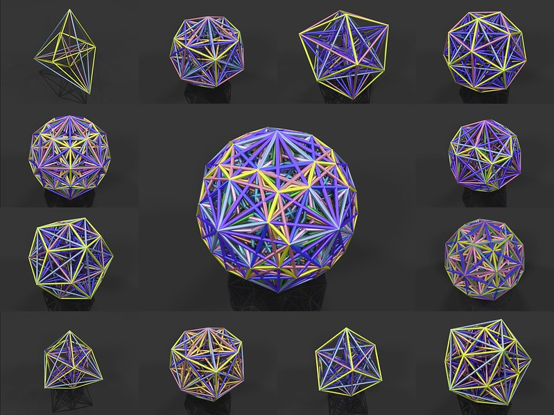All the Edges of all the Catalan Solids