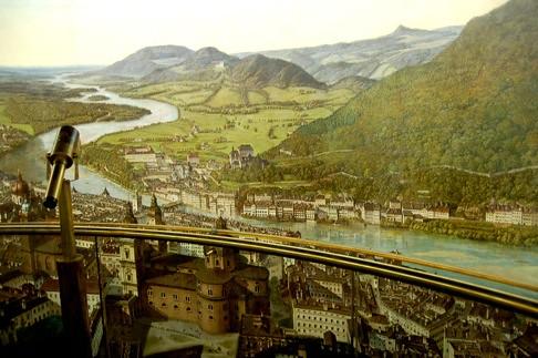 Salzburg Panorama The Cityscape Flickr Photo Sharing