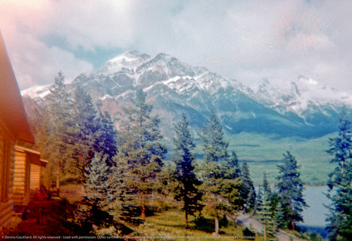 Pyramid Mountain 1959