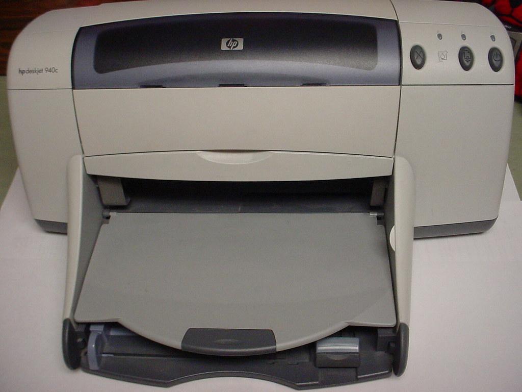 hp deskjet 940c owners manual