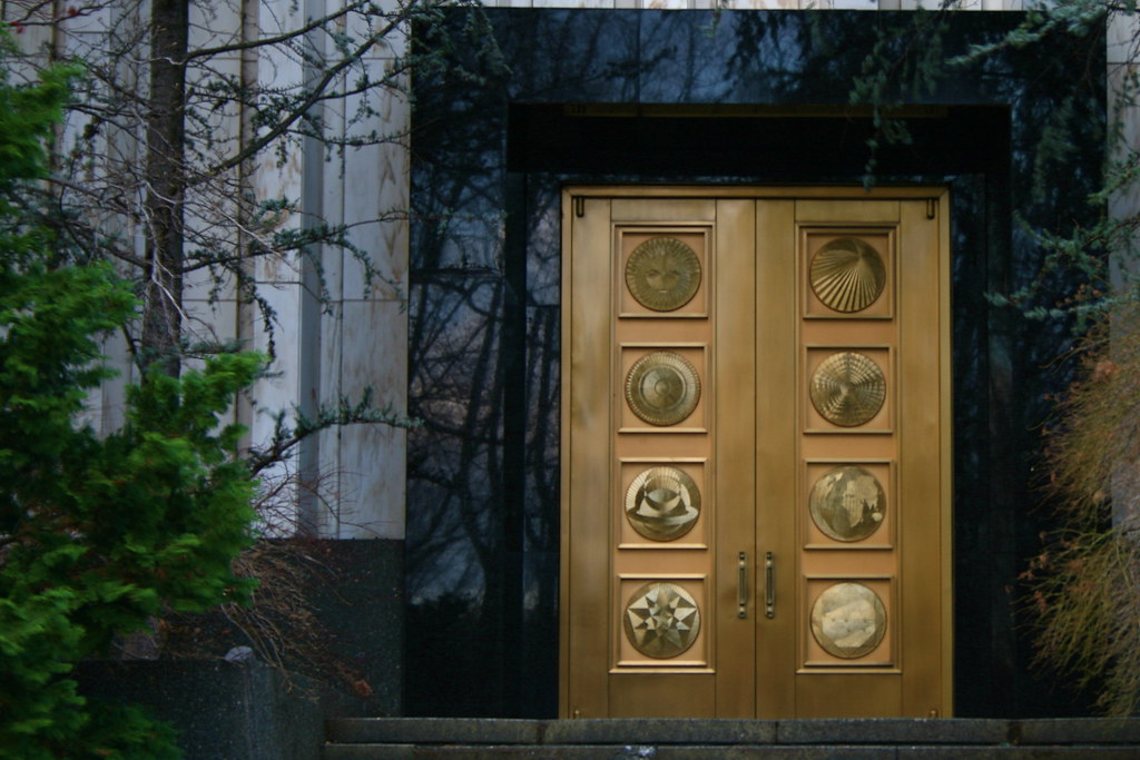 Washington D.C. Temple Doors & Washington D.C. Temple Doors - a photo on Flickriver pezcame.com