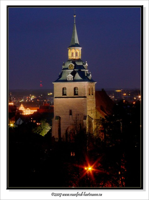 st.michaelis kirche lueneburg