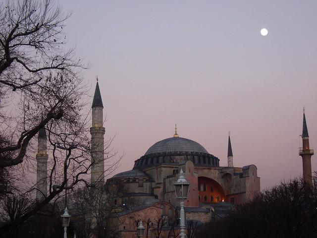 Hagia Sophia (Aya Sofya) - Istanbul