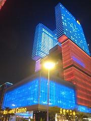 スターワールド 夜