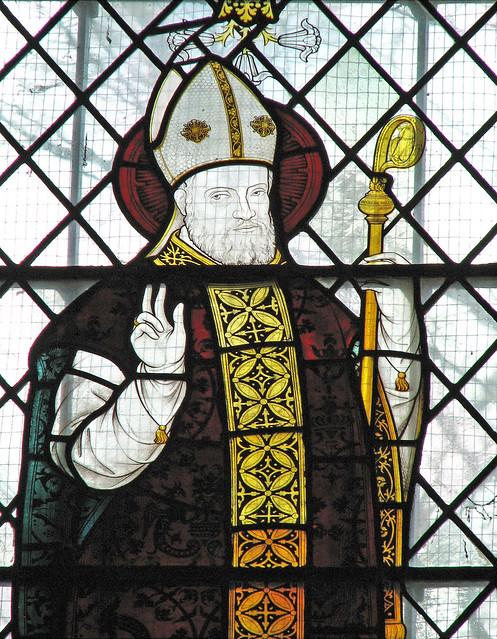 St Francis de Sales detail