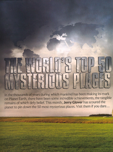 The World's Top 50 Mysterious Places - 1 (of 13)