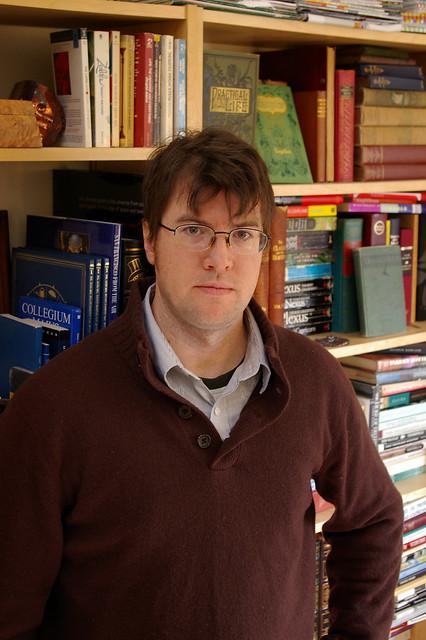 Header of Aaron Miller