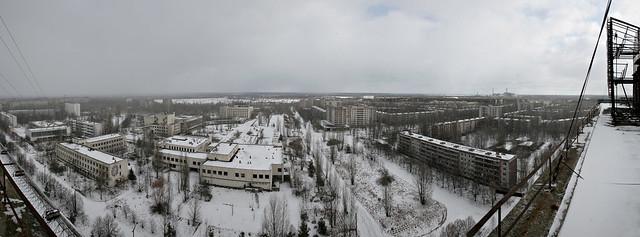 Chernobyl/Pripyat Exclusion Zone (065.8188.panorama)