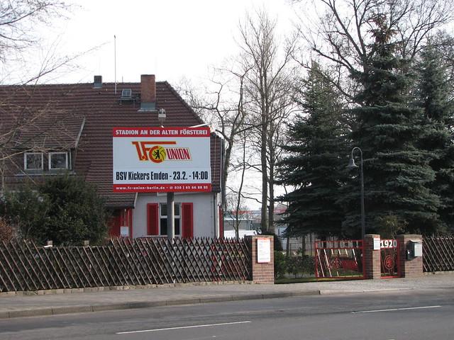 Forsthaus 'Alte Försterei'