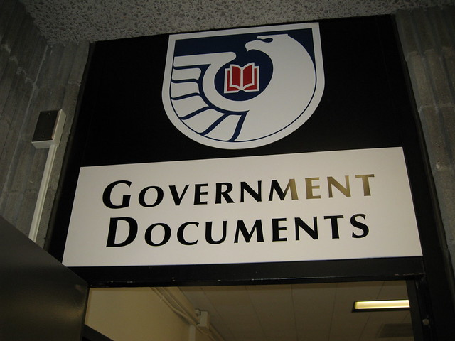 government documents collection room flickr photo sharing With government documents app