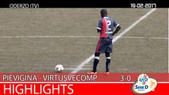 Pievigina-Virtus V. del 19-02-17