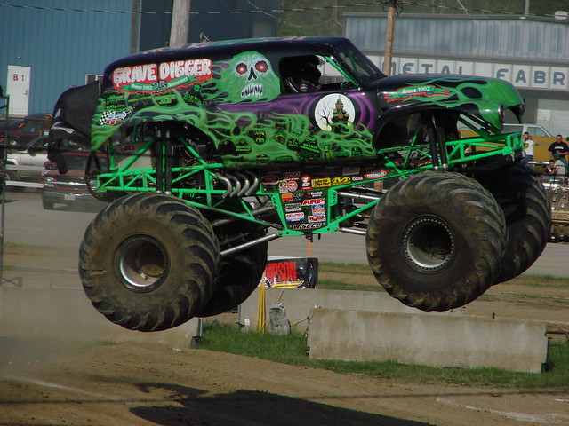 My favorite Monster Truck
