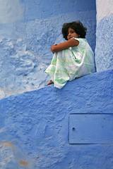 Nel blu dipinto di blu...