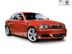 model car(0.0), executive car(0.0), bmw 3 series (e90)(0.0), automobile(1.0), automotive exterior(1.0), bmw(1.0), wheel(1.0), vehicle(1.0), automotive design(1.0), rim(1.0), bmw 335(1.0), bumper(1.0), bmw 1 series (e87)(1.0), sedan(1.0), land vehicle(1.0), luxury vehicle(1.0), sports car(1.0),