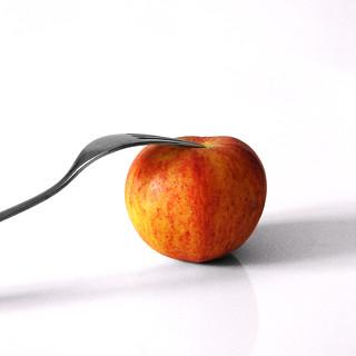 Nature morte à la pomme par Magali H