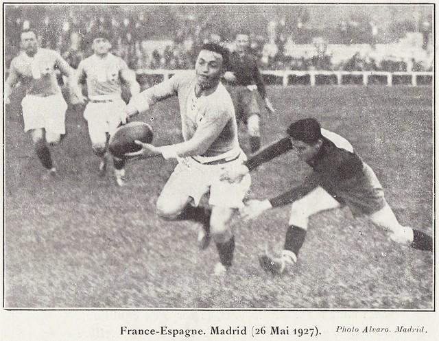 Yves du Manoir 1927