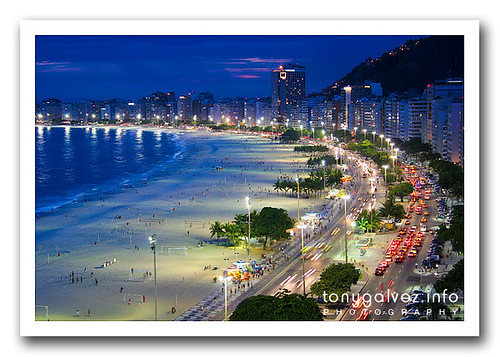 three beautiful videos on Rio de Janeiro