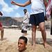 On the Beach - Aden, Yemen by Maciej Dakowicz