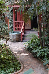 Jim Thompson House - Gold Pavilion