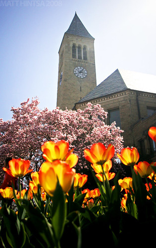 Spring @ Cornell
