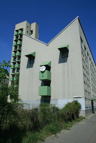Iba 87 Wohnturm Von John Hejduk Verliert Sein Gesicht