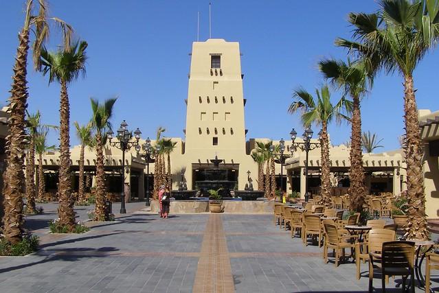Riu Santa Fe Building