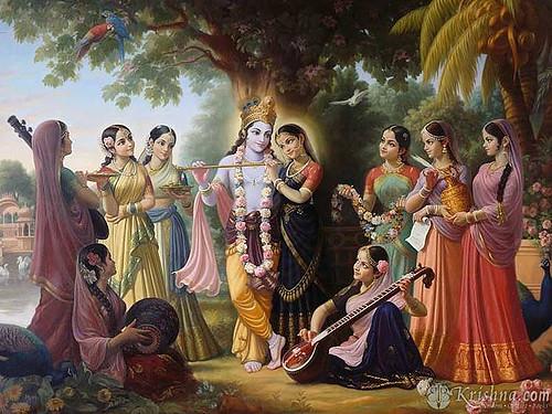 sakheti matva prasabham yad uktam he krsna he yadava he sakheti ajanata mahimanam tavedam maya pramadat pranayena vapi