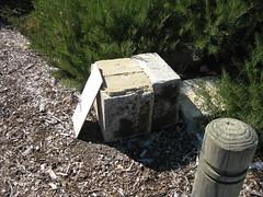 Fallen Plinth