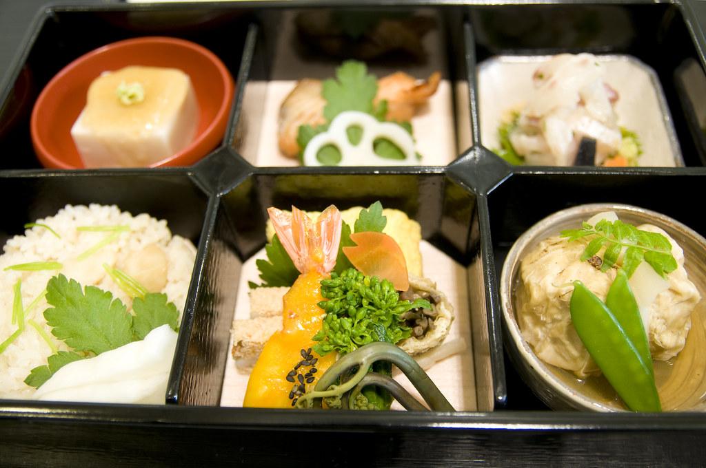 初桜春風膳, 菊乃井, 新宿高島屋 美食の京都展