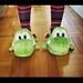 Papucis de Yoshi. by Cinthia Baseler