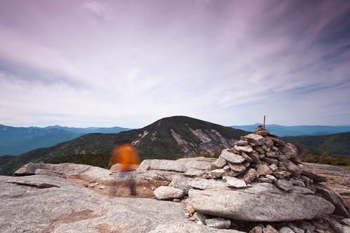 mountains montagne hiking adirondacks randonnée rockypeakridge