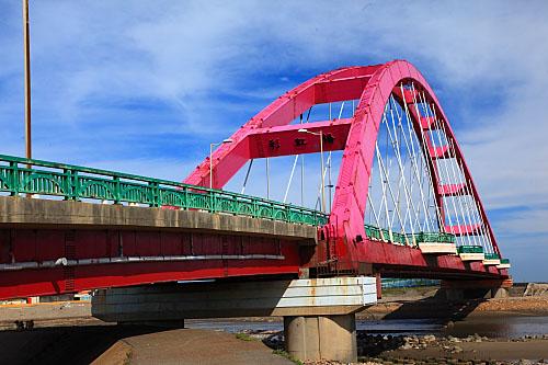 Z707竹圍漁港-彩虹橋
