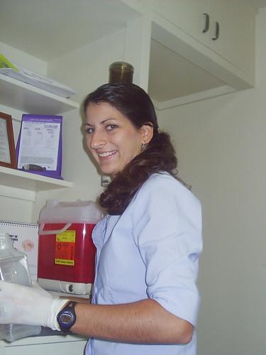 Nurse Practitioner (?)