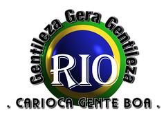 Carioca Gente Boa - Gentileza Gera Gentileza