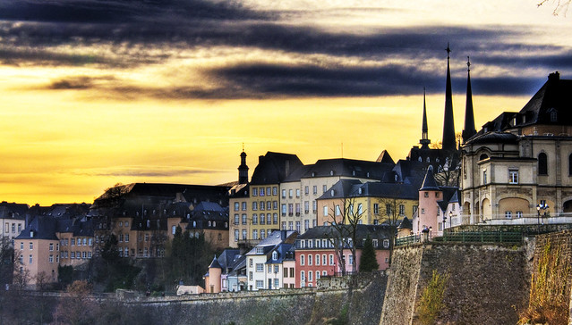 Colors of Luxembourg